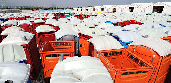 Champion Portable Toilets in Apple Valley,  CA